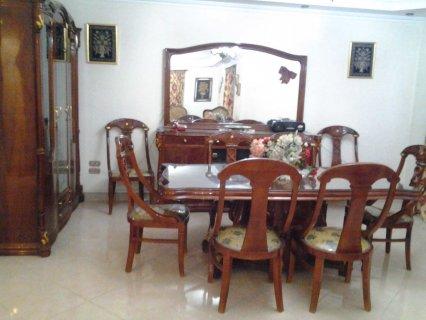 •شقة للايجار مفروش بدجلة المعادي 180م ابراج القادة