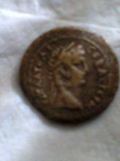 عملات رومانية ويونانية قبل الميلاد