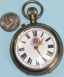 ساعة قديمة جداً
