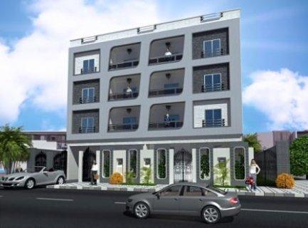 للبيع شقة بالروف 160م +125 م روف بمدينة الشروق المنطقة الثالثة