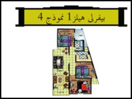 بالاسكندرية – المندرة  مساحة 145 م2