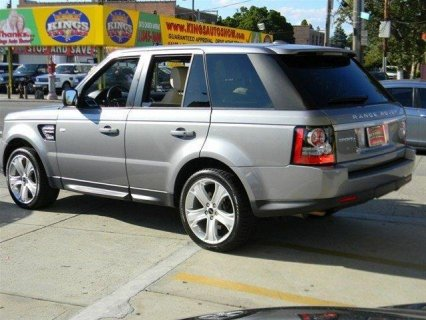 Selling 2012 Land Rover Range Rover Sport HSE