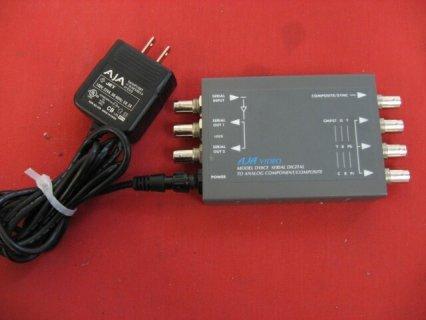 AJA D10C2 SDI To Analog Converter