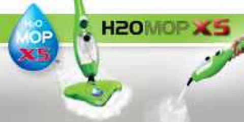 المكنسة البخارية h2o