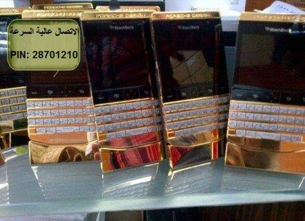للبيع بلاك بيري بورش ديزاين P9981 مع دبابيس خاصة 2AA2AAAA وبلاك