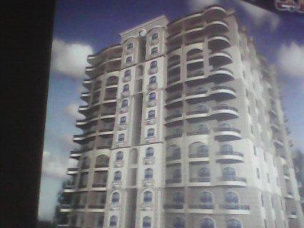 شقة مساحة 175 متر بشارع  عز الدين عمر