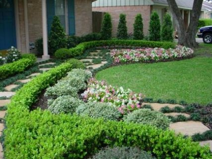 لاند سكيب طبيعي وصناعى لتنسيق الحدائق