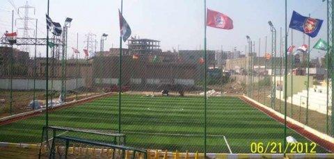 ملعب كرة قدم خماسى بأرخص الاسعار