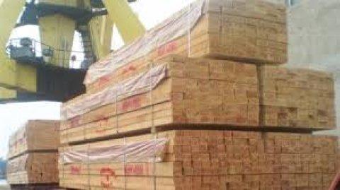 تجارة الاخشاب