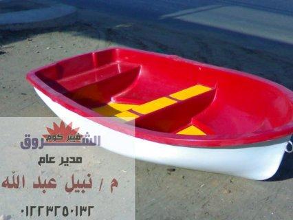 قوارب صيد ولنشات ومعدات مائيه مصنعه من الفيبر جلاس