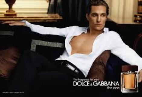 Original D & G The One Perfume For Men