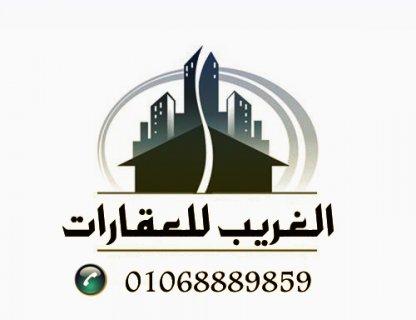 عماره 360 م جديده للبيع بشارع المركز