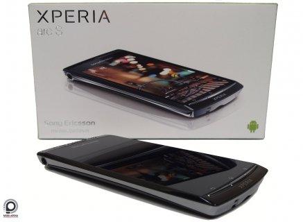 Mobile Sony Ericsson XPERIA ARC S