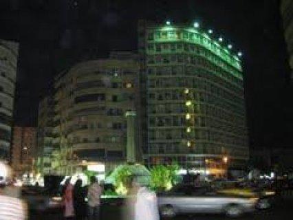 3 مكاتب للبيع بمبنى فندق الأسكندرية بمساحة صافية 85 م2