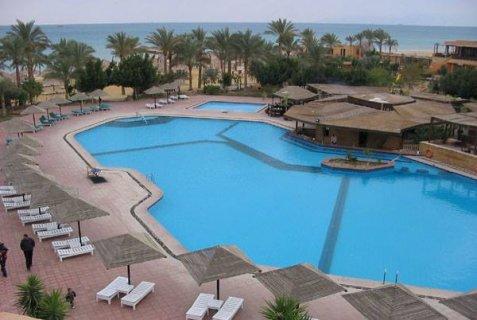 #بالميرا بيتش ريزورت السخنة Palmera Beach Resort 4****