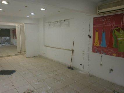 محل 30م للبيع بشارع حسنين هيكل الرئيسي موازى لعباس العقاد بمدينة