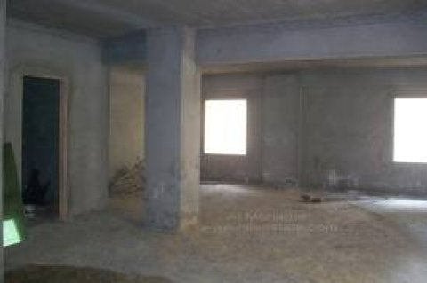 دوبلكس للبيع بالبنفسج عمارات مساحه270متر مدخل خاص بحديقه 120متر