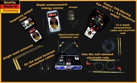 اجهزة كشف الذهب والاثار الالماني 00201128945455 concordb.com
