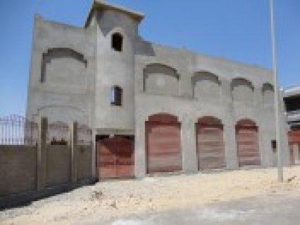 مخزن بمدينة سوهاج الجديدة