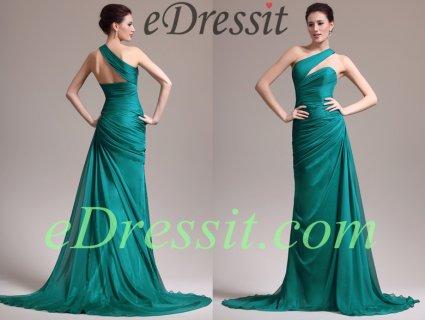 فستان السهرة الأخضر للبيعeDressit