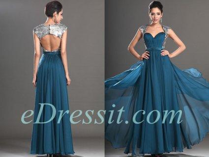 فستان سهرة الترترات الرائج للبيعeDressit