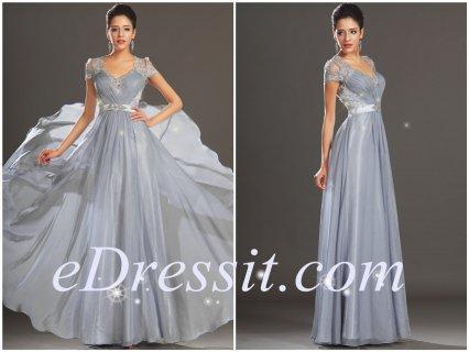 02130632فستان سهرة الدانتيل للبيع eDressit