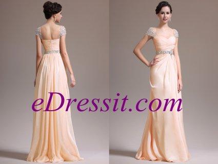 فستان السهرة البهي للبيعeDressit
