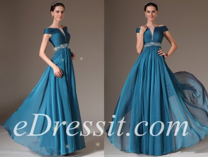 فستان السهرة الأنيق الرائع للبيع  eDressit