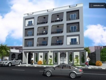 شقة للبيع 125م  بالتقسيط  على خمس سنوات بدون فوائد