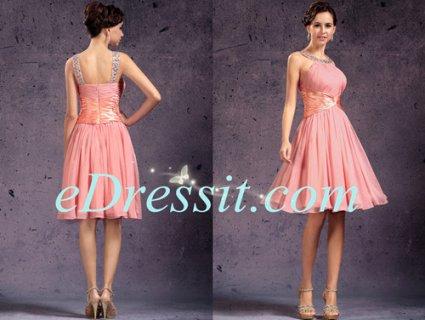 للبيعeDressit  فستان الكوكتيل الجديد بخرزات