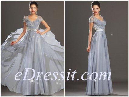 فستان سهرة الدانتيل للبيع eDressit