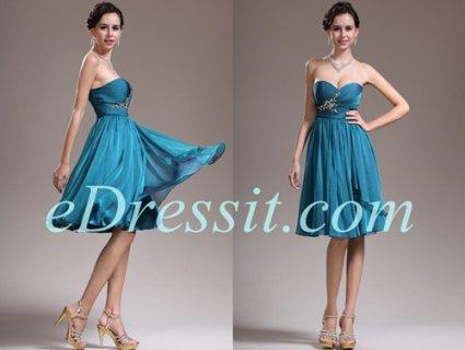 eDressit فستان الكوكتيل الجميل الجديد بقبة قلب الحبيب