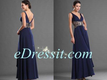 فستان السهرة الأنيق الساحر للبيعeDressit