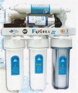 فلتر مياه R.O لمعالجه مياه الشرب (فلترة وتعقيم وفصل املاح )