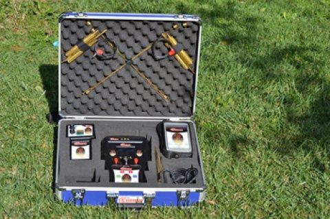 جديد التكنولوجيا الالمانية  COBRA L.R.L جهاز قوي للكشف عن الذهب