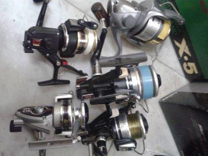 بيع جميع انواع مكن الصيد