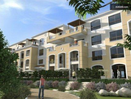 شقة 175 م دوبلكس داخل كمبوند بالتجمع الخامس بالتقسيط على 5 سنين