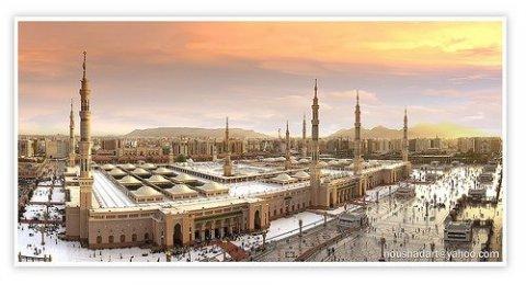 عمرة المولد النبوى ( 11 يوم ) 1435 هـ 2014 م بـ4200ج طيـــران س