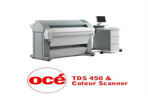 Oce TDS 400 / 450