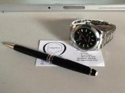 مطلوب قلم أو ساعة ماركة pen &watch