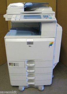 ماكينات تصوير ريكو الوان كامله mpc3000