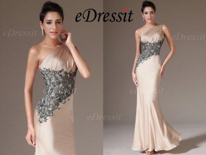 فستان السهرة الشامباتيا eDressit