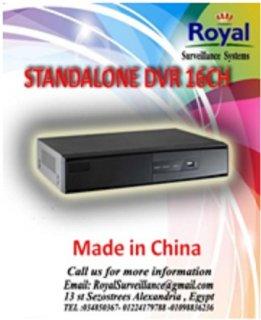 جهاز تسجيل   DVR 16CH