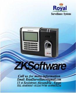 جهاز حضور وانصراف بالبصمة والكارت X628T