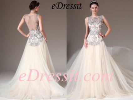 الفستان الشمباتيا للبيعeDressit
