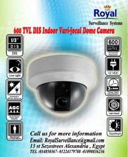 كاميرات المراقبة الداخلية 600 TVL
