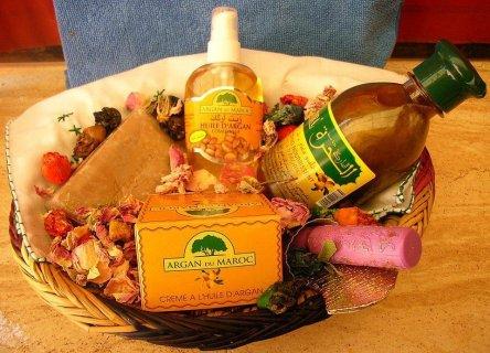 زيت الاركان المغربي ومنتجاته (الذهب السائل)
