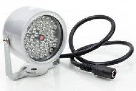 كاميرا مراقبة معدن صوت وصورة و رؤية ليلية