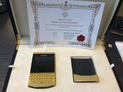 BlackBerry Porsche P\'9981 $450 Blackberry Z10 $300 Blackberry Q1