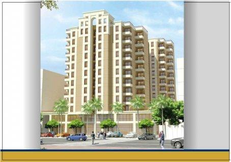 جديد فى  شرق سموحة  للبيع شقة سكنية فاخرة بالاسكندرية